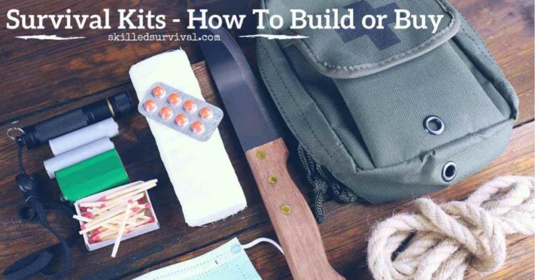 Best Survival Packs To Help You Sleep Like A Baby