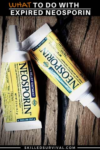 Expired Neosporin