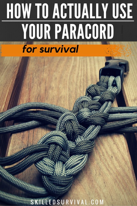 Paracord Uses