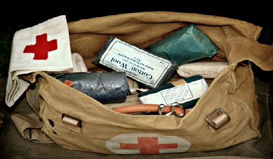 Survival Medical Kit Image