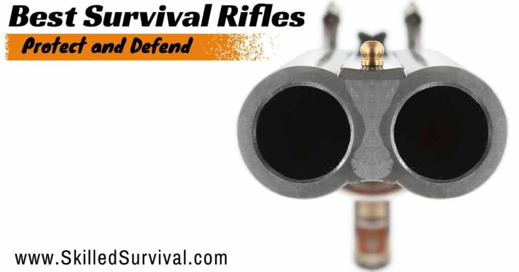 10 Best Survival Rifles To Protect and Defend Your Family