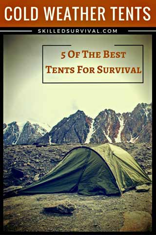 Cold Weather Tents u2013 Analyzing 5 Of The Best For Survival  sc 1 st  Skilled Survival : best survival tents - afamca.org
