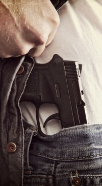 concealed firearm in waistband 2