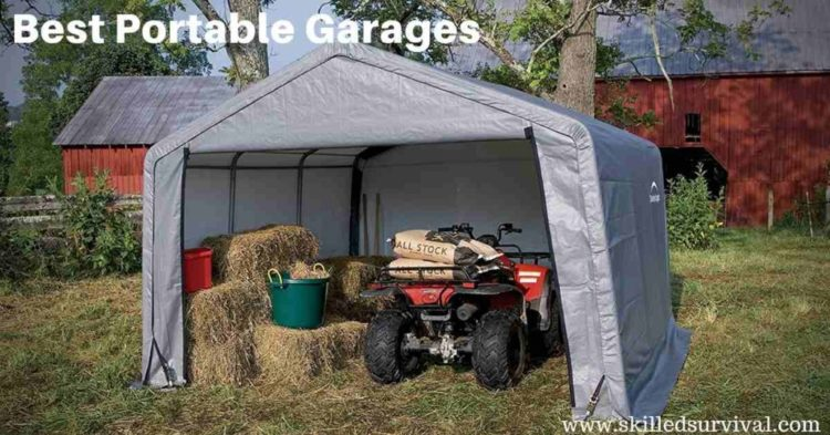 5 Best Portable Garages On The Market Right Now