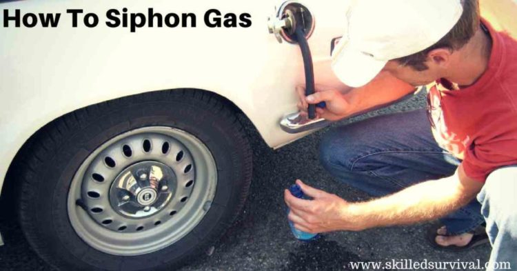How To Siphon Gas In A Real Survival Emergency